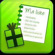 GIFT LIST module